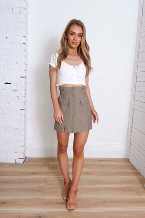 Off Duty Skirt