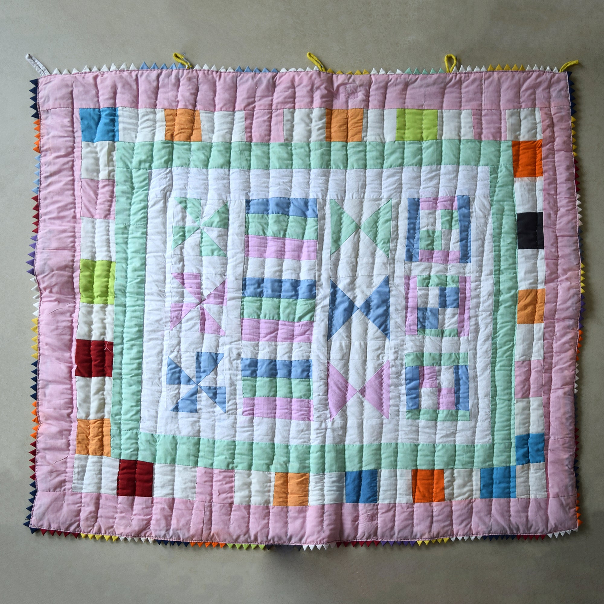 Baby Quilt- Cross Migration