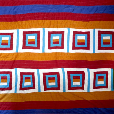 Classic Quilt- Bambiri in the Breeze