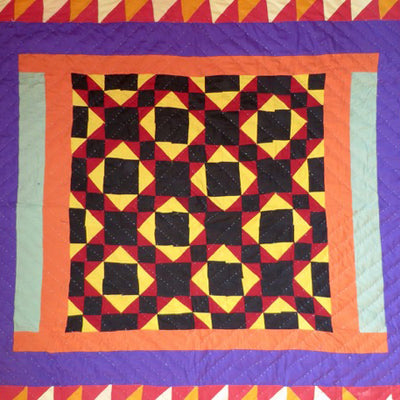 Fancy Quilt- Marigold