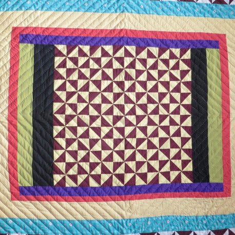 Fancy Quilt- Jaggery