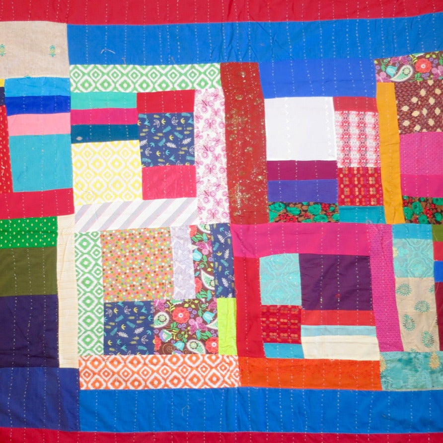 Classic Quilt- Not Crazy After All