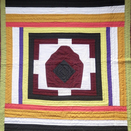 Fancy Quilt- Tibetan Gau