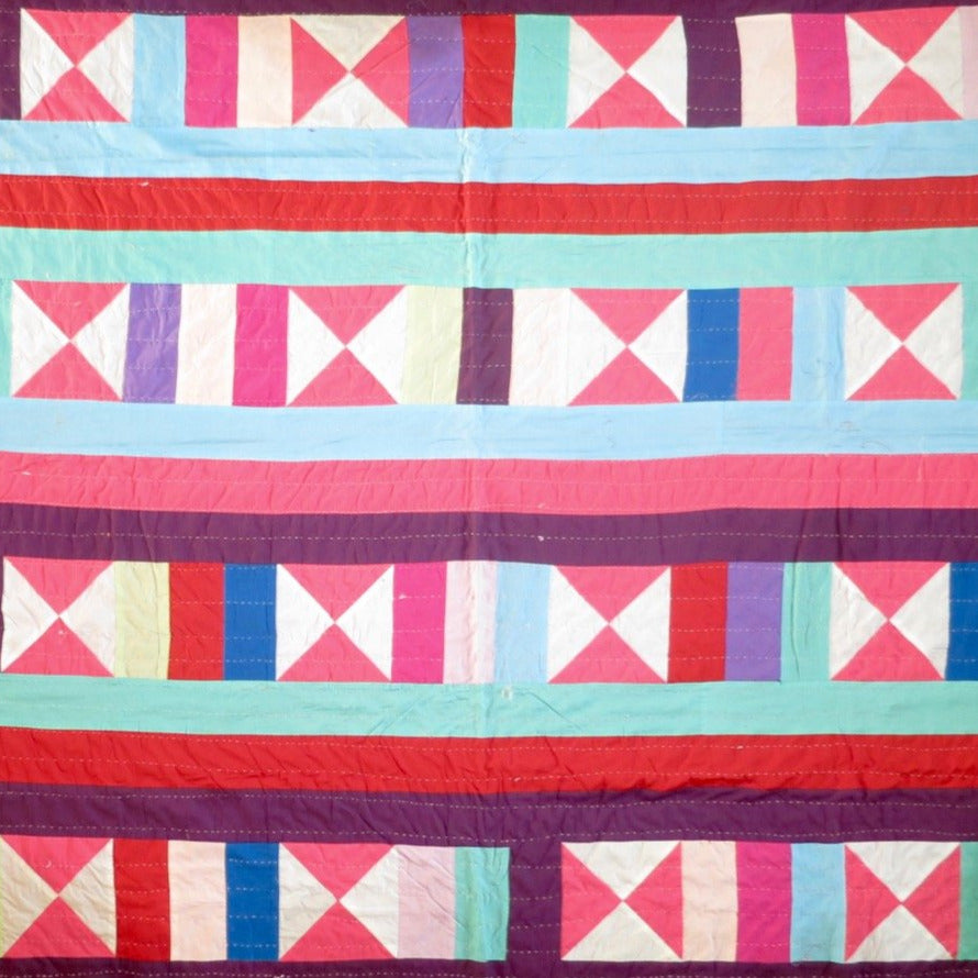 Classic Quilt- Chatterbox