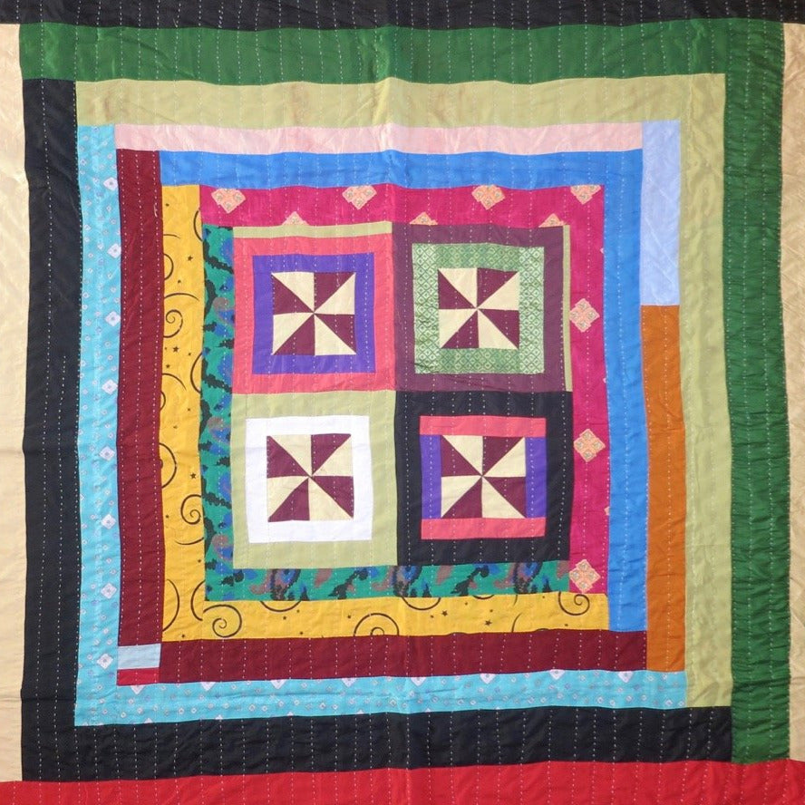 Classic Quilt- Saturday Carnival