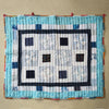 Baby Quilt- Winter Blues