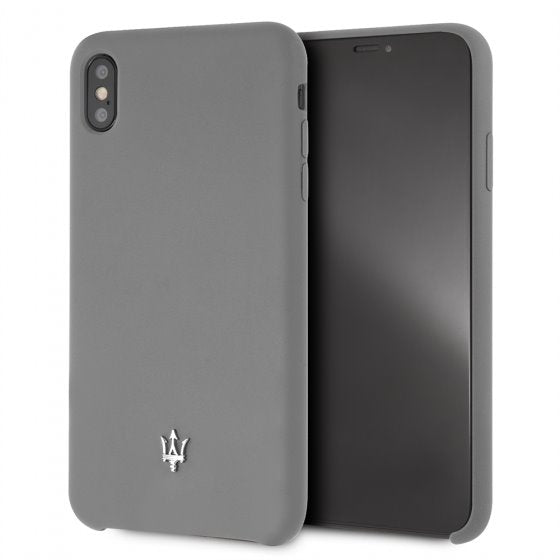 Maserati Silicone Phone Case for iPhone XS Max Mobile Cases Maserati
