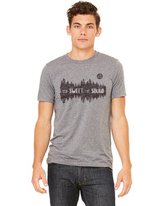"""How Sweet the Sound"" Lightweight Heather Tee"