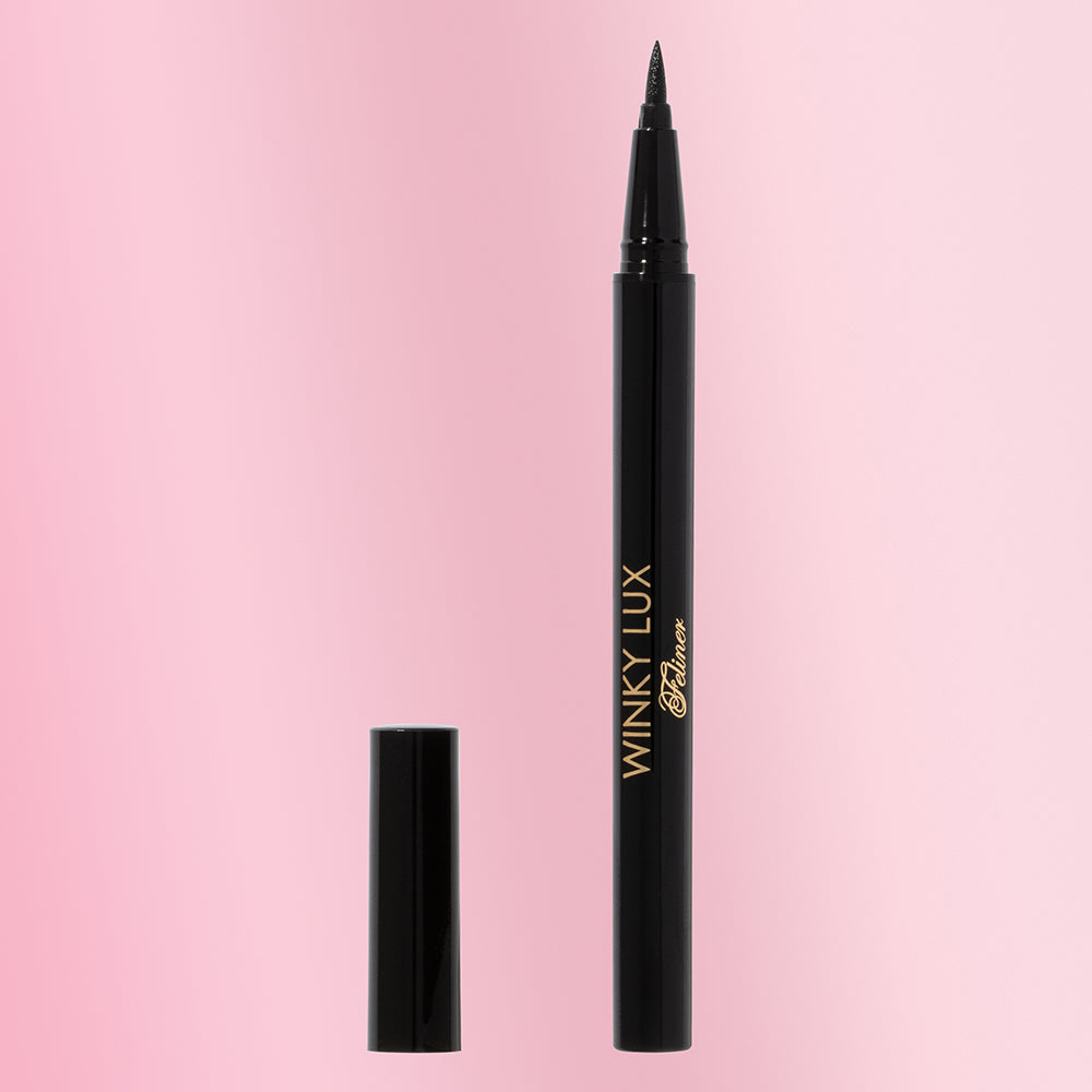 Feliner Liquid Eyeliner in Black Cat