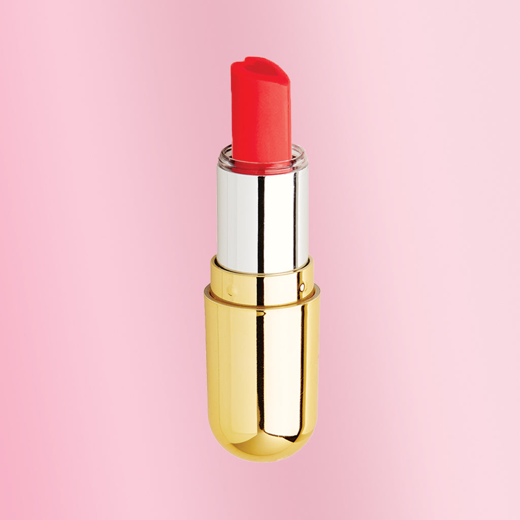 Steal My Heart Lipstick Pill - Kiss Me (Red)