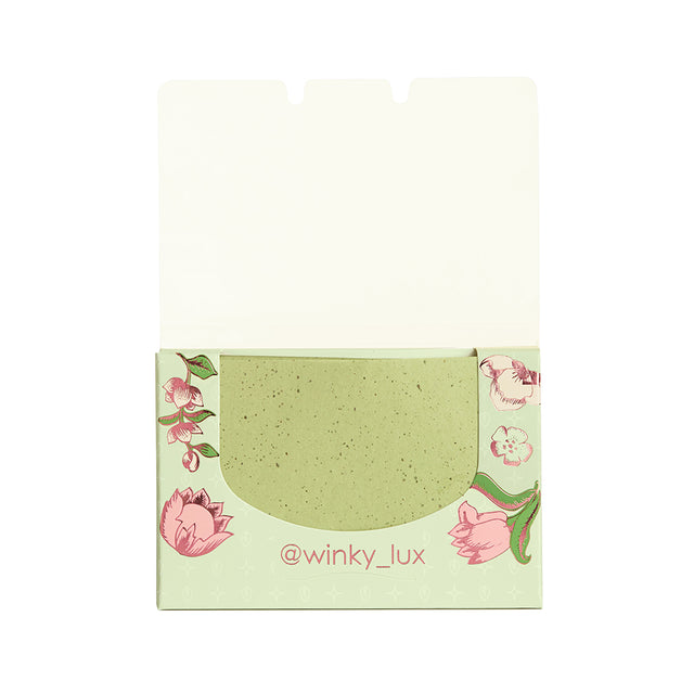 Matcha Blotting Papers