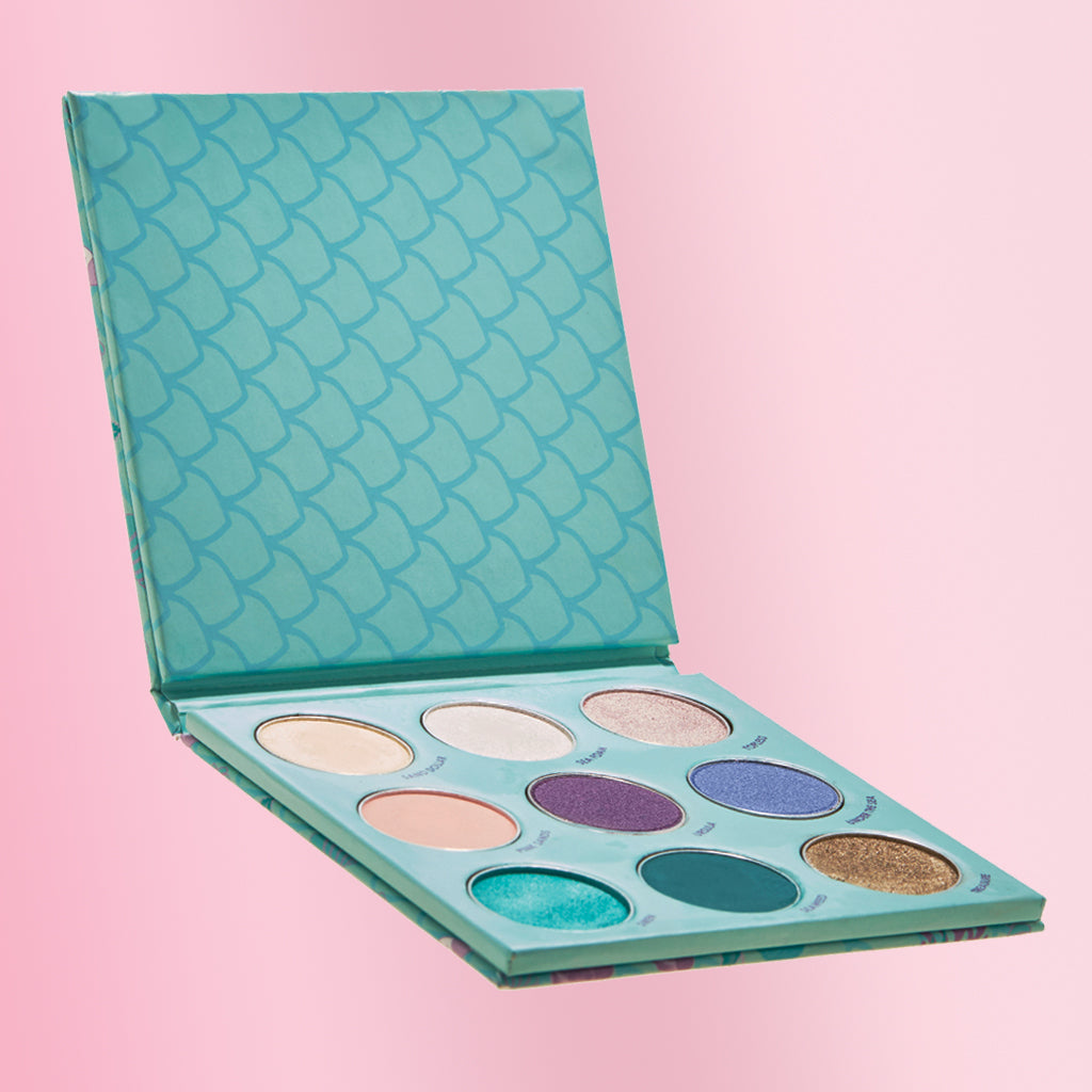 Mermaid Kitten Palette