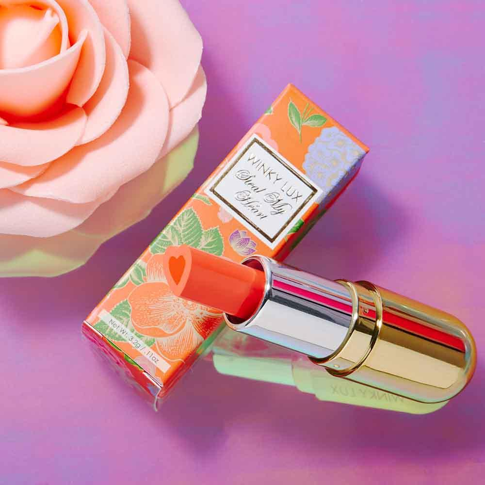 Steal My Heart Lipstick Pill - Call Me (Red-Orange)