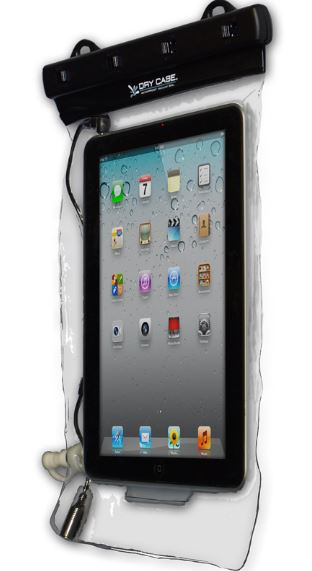 DryCase compatible with the iPad2