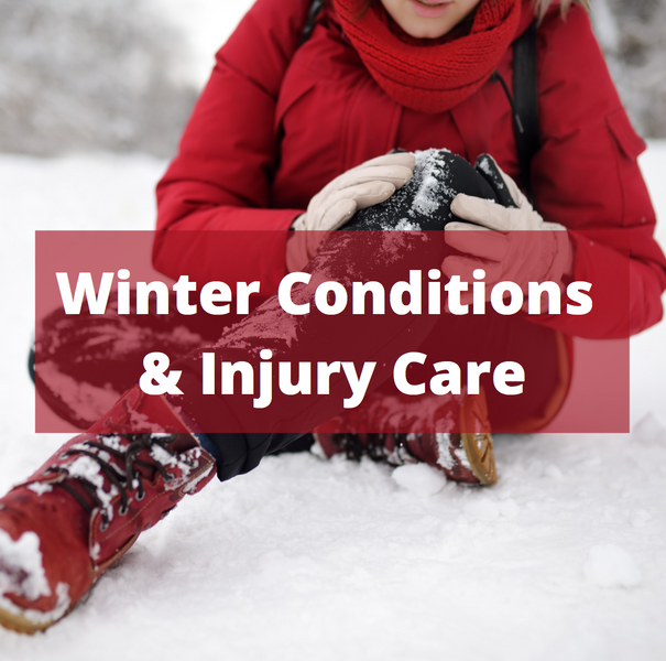 Winter Conditions & Injury Care