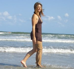 Go To The Beach With A Prosthetic