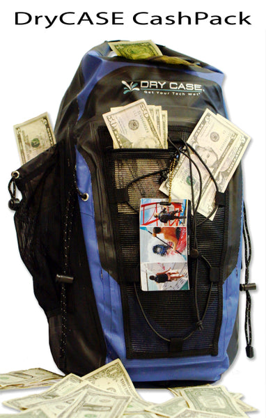 Win a Waterproof Backpack Full of CASH with the DRYPro Photo Contest!