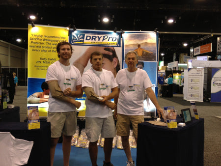 DryPRO and DryCASE at Outdoor Retailer Trade Show