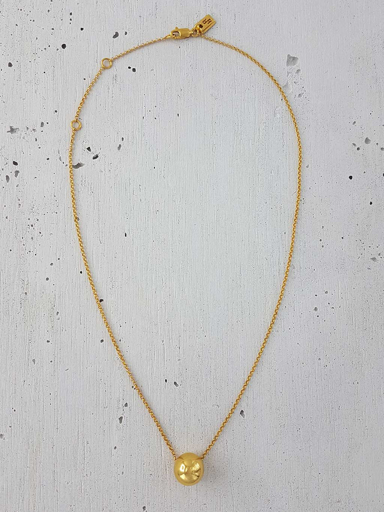 1995 NECKLACE 22k GOLD