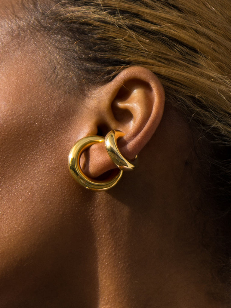 GIOVANNI EAR CUFF 18k GOLD