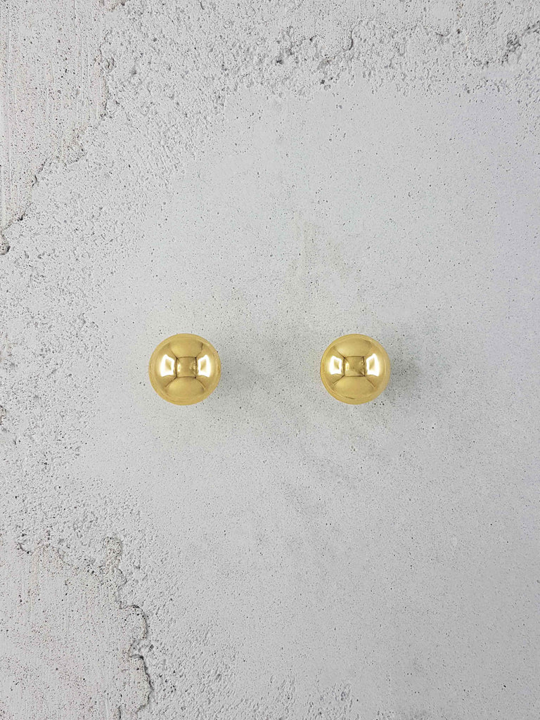 DUOMO EARRINGS 18k GOLD