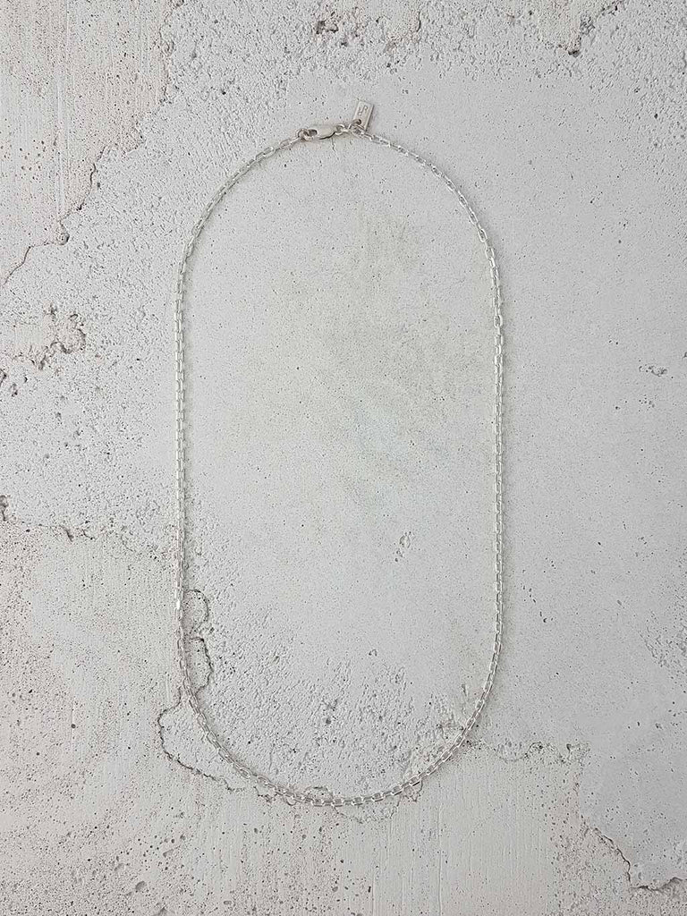 TONY NECKLACE SILVER