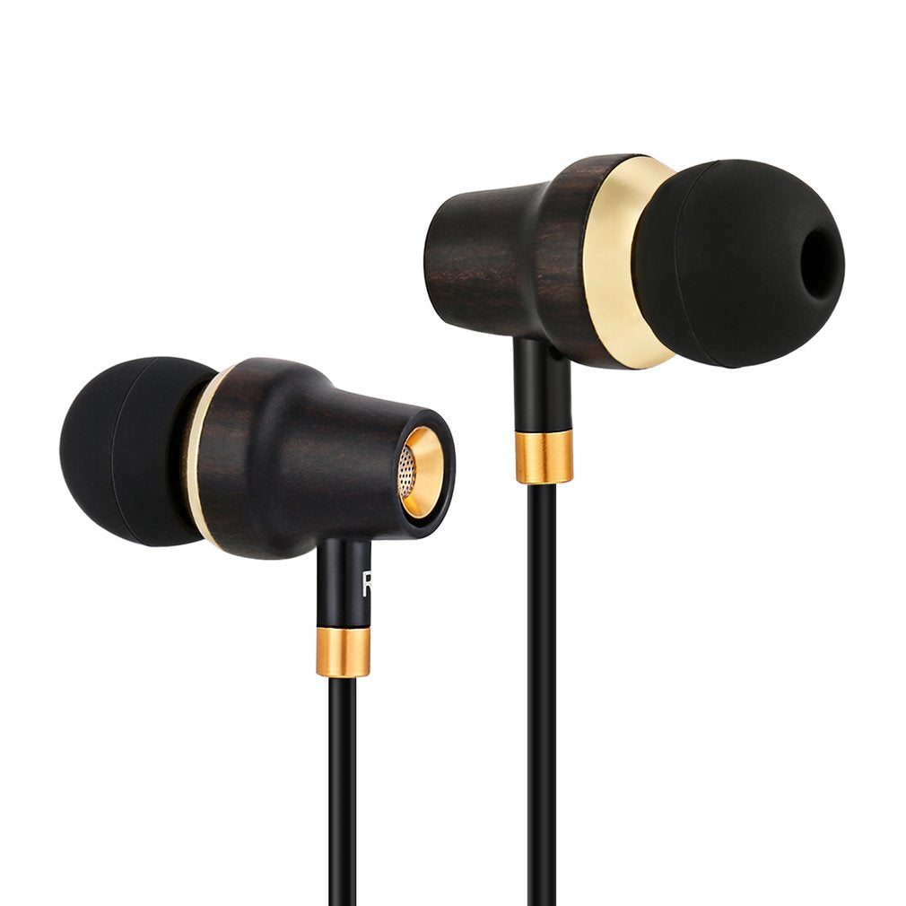 LESHP Earbud Headphones In-ear Earphones with Microphone & Volume Control