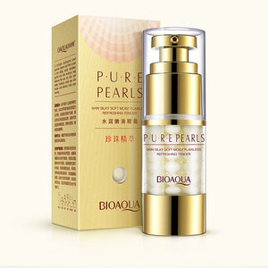 Pearl Collagen Hyaluronic Acid serum Anti Wrinkle Anti Aging Eye Essence Cream