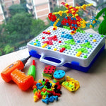 BEST Seller-Design and Dril Creative Toy Kit --50% OFF TODAY ONLY
