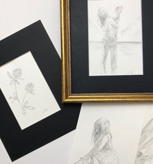 sketches by Shannon Emmanuel
