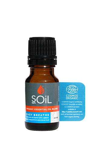 Easy Breathe - Organic Essential Oil Blend