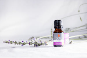Organic Lavender Essential Oil (Lavandula Angustifolia) 10ml