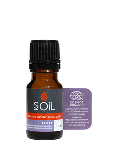 Sleep - Organic Essential Oil Blend