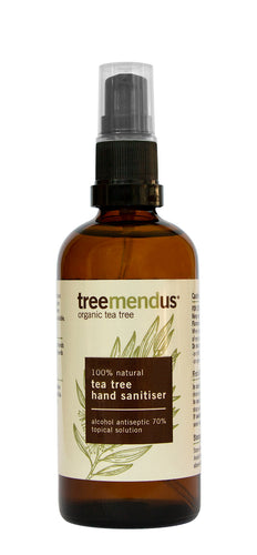 Natural Tea Tree Hand Sanitizer 100ml