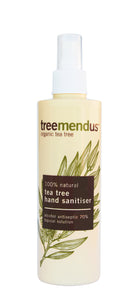 Natural Tea Tree Hand Sanitizer 250ml