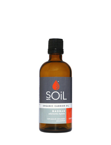 Organic Baobab Oil (Adansonia Digitata) 100ml