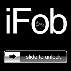 iFob - Slide to Unlock