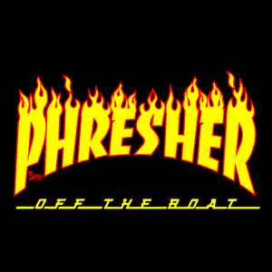 Phresher Off The Boat