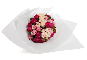 Deluxe Classic Rose Bouquet