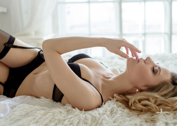 Sex Appeal Through Erotic Lingerie