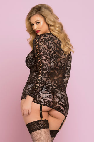 All Night Long Chemise Set