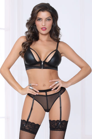 After Midnight Bra Set
