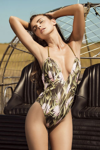 Palm Trees Swimsuit