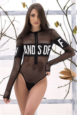 Hands Off Bodysuit