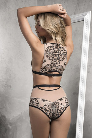 Intricate Lingerie Set