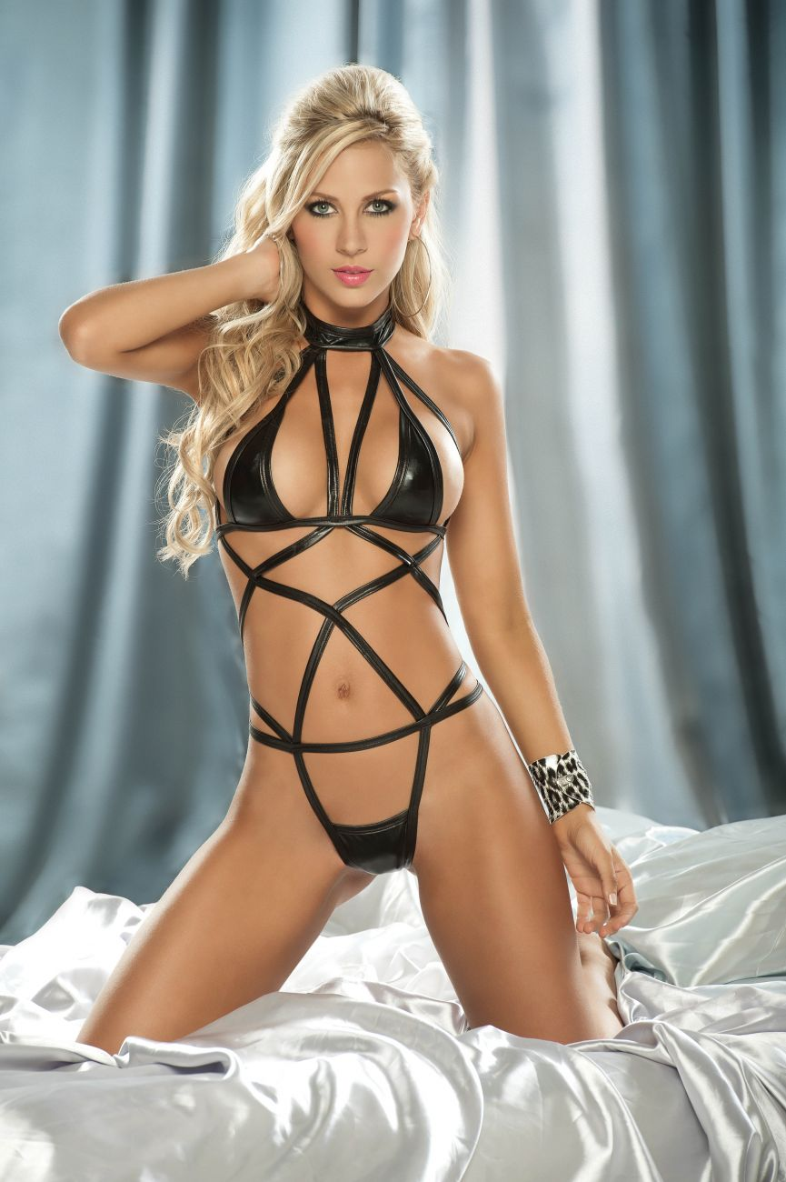 All Tied Up Bodysuit