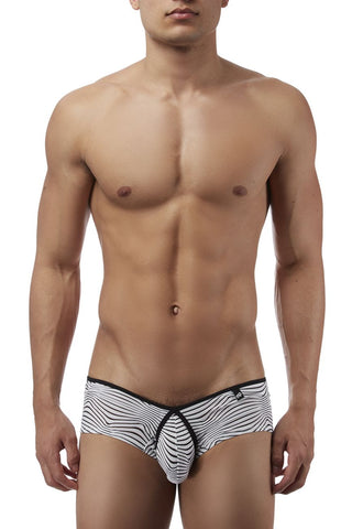 Tranquil Abyss Micro Mini Short Briefs