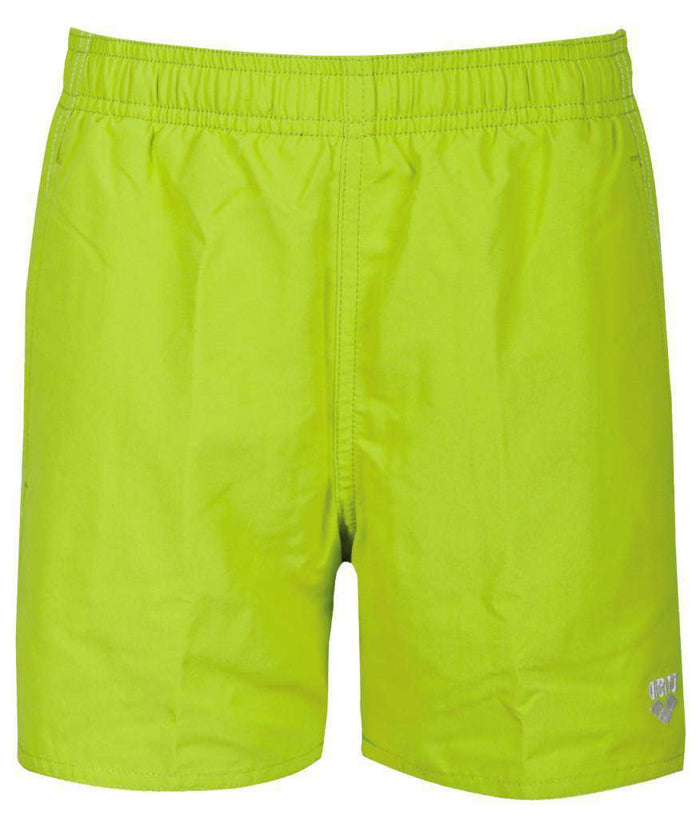 Fundamentals Jr Boxer soft-green/white