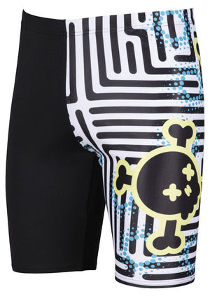 Arena M Crazy Labyrinth Jammer black-multi (5373801955491)