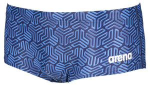 Arena M Kikko Low Waist Short navy-multi (5373846487203)